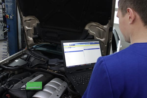KFZ Diagnose / Elektrik in Mölln - Autoservice Mirus GmbH