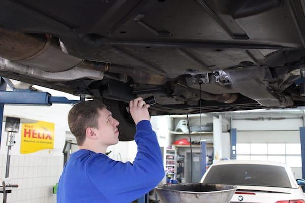KFZ Inspektionen in Mölln - Autoservice Mirus GmbH