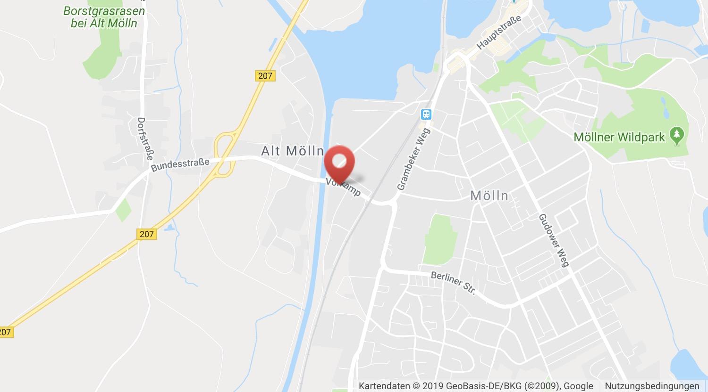 Autoreparatur in Mölln - Autoservice Mirus GmbH - Kontakt aufnehmen